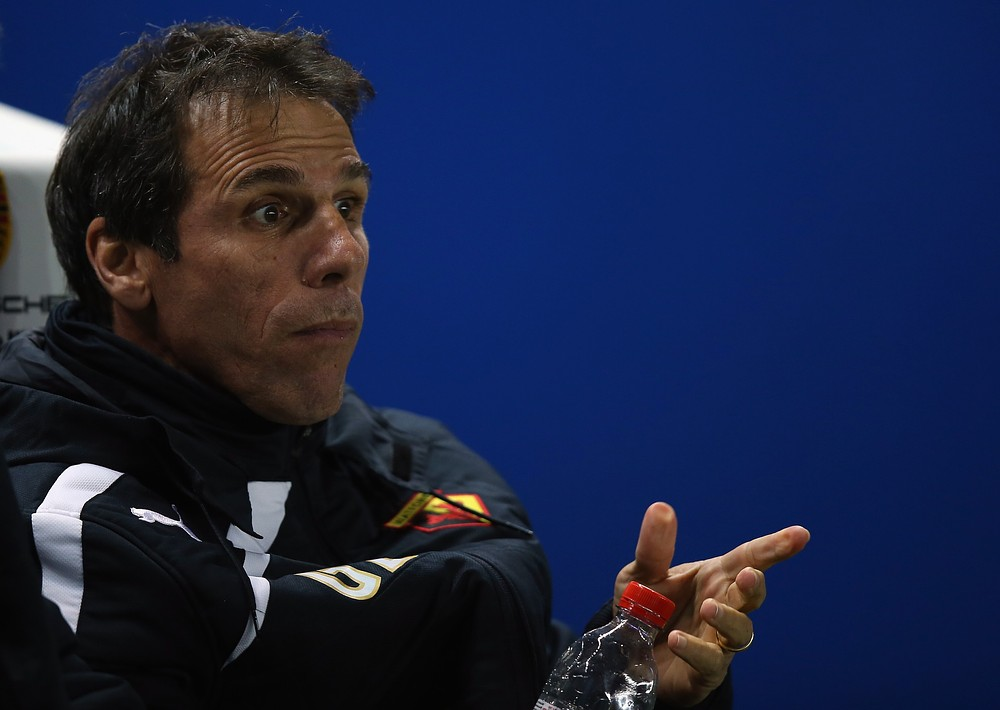 Watford boss Gianfranco Zola demands goalline technology in Championship after Brighton howler
