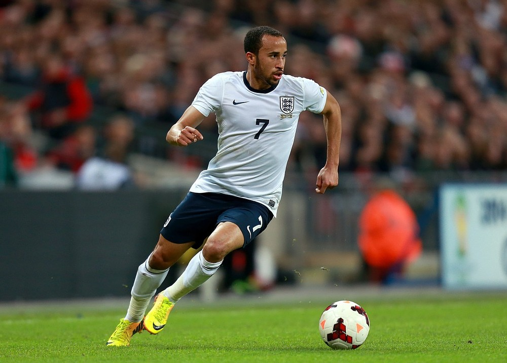 Move over David Beckham: Have we finally found England's number 7 in Andros Townsend?