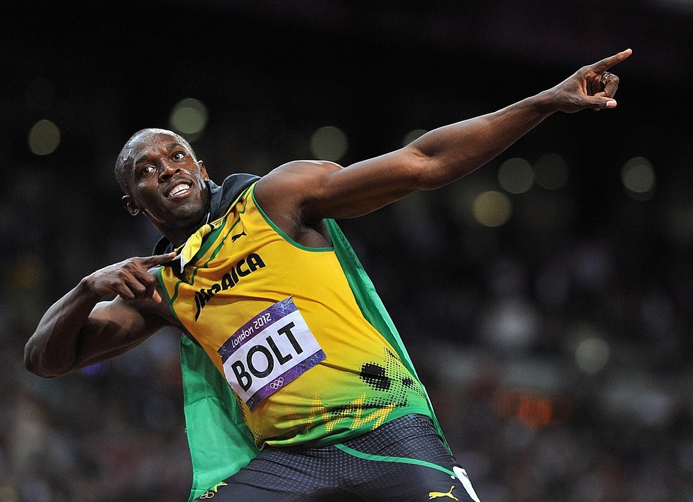 Usain Bolt is expected to run in the Jamaican 4x100 relay team in Glasgow (Picture: PA)