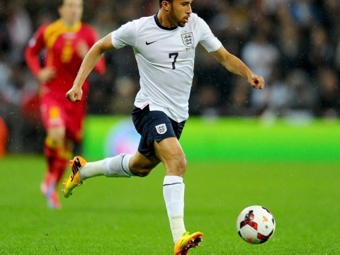 Michael Owen tells Andros Townsend he has to work hard to become an England regular