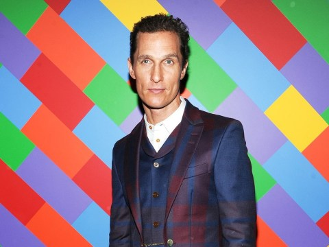 Fifty Shades of Grey: Who will play Christian Grey? Please don't let it be Matthew McConaughey