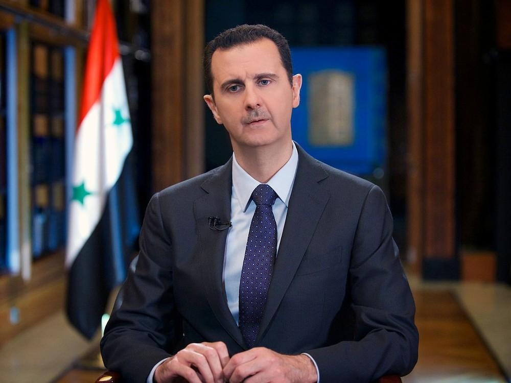 Syrian president Bashar al-Assad jokes: I should have won the Nobel Peace Prize