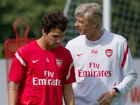 Arsene Wenger admits he still regrets Chelsea midfielder Cesc Fabregas' transfer to Barcelona from Arsenal