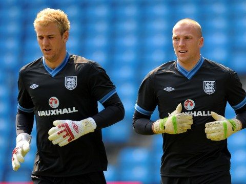 John Ruddy: Joe Hart is England's first-choice goalkeeper – not me