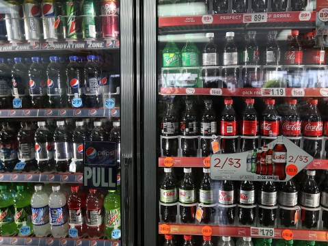 Coca-Cola and Pepsi's thirst for sugar 'helping drive hundreds out of their homes'