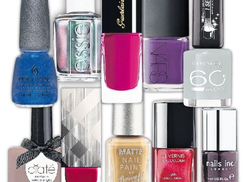 From Guerlain to Barry M – anything goes for nail colour this autumn