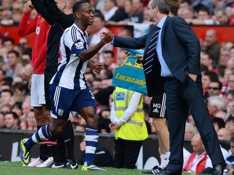 Steve Clarke hopeful West Brom will keep Chelsea target Saido Berahino