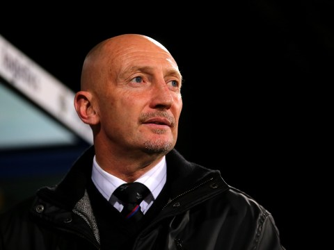 Ian Holloway 'fighting for Crystal Palace future' following Fulham defeat