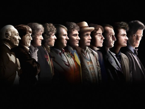 Doctor Who: The 50th celebration trailer doesn't feature The Day of the Doctor footage but it couldn't be any better