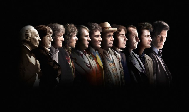 Doctor Who, Doctor Who 50th anniversary