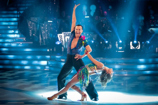 Strictly Come Dancing won in the ratings war (Picture: BBC)