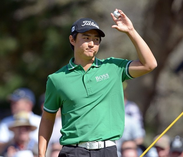 Jin Jeong enjoys sweet taste of success with play-off victory at Perth International