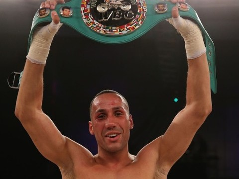 James DeGale says he is next in line to face the winner of next month's battle between Carl Froch and George Groves