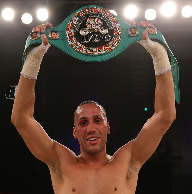 James DeGale to face tricky title defence against American 'Dangerous' Dyah Davis