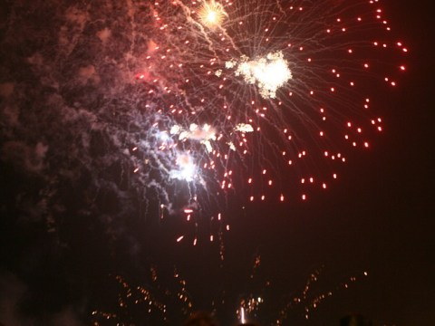 Where to go for the best views of the fireworks in London this weekend