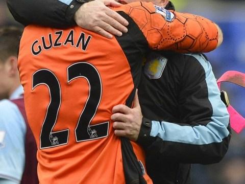 Paul Lambert's backing of Brad Guzan is being repaid in spades after Arsenal 'snub'