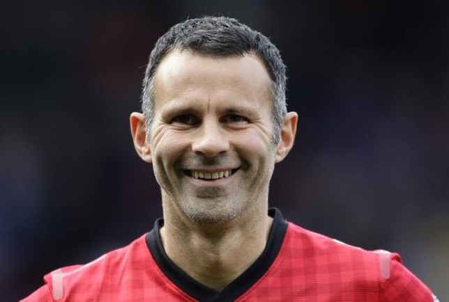 Ryan Giggs has hailed the film as a 'personal' work (Picture: AP)