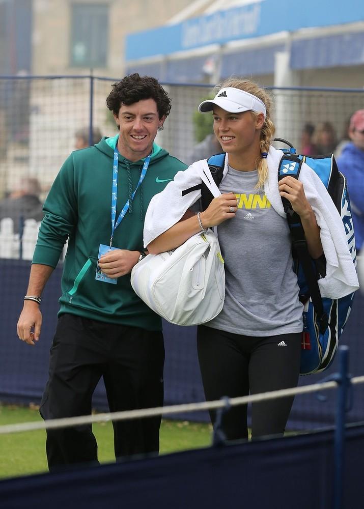 Rory McIlroy 'dumps Caroline Wozniacki' as he focuses on regaining his best form