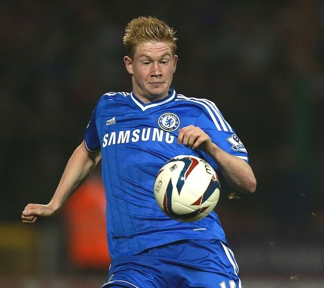 Kevin de Bruyne: I won't give up on my Chelsea career just yet