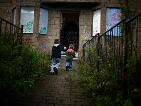 Child poverty measures to be removed by the Government