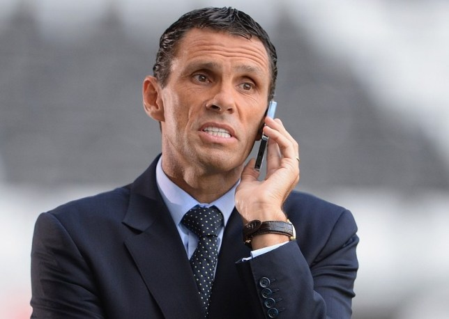 'Hello, Stoke City FC? Yes, can you pass a message on to Mark Hughes, please?' (Picture: Getty)