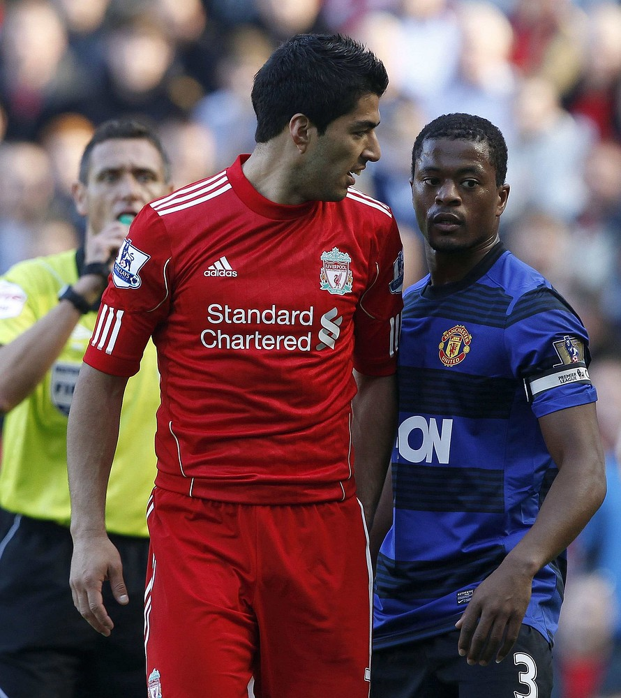 Liverpool's Luis Suarez T-shirts were ridiculous, blasts Sir Alex Ferguson