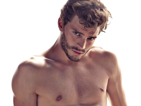 'Stow your twitchy palms ladies': EL James welcomes Fifty Shades newcomer Jamie Dornan to the cast