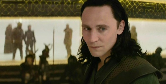 Tom Hiddleston plays Thor's brother Loki in The Dark World (Picture: Marvel)
