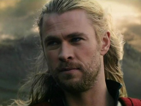 Chris Hemsworth and Tom Hiddleston develop Thor 2 bromance: 'I love you, man!'