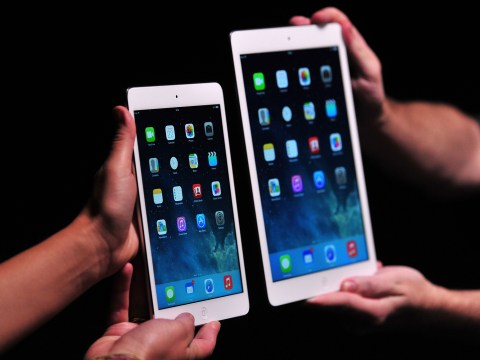 Gallery: Apple unveils iPad Air and new version of iPad mini