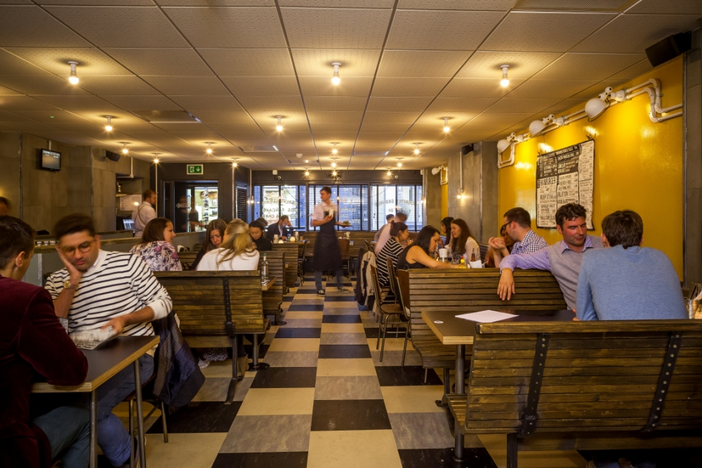 Review: Grillshack – the smartphone diner set to take over Britain
