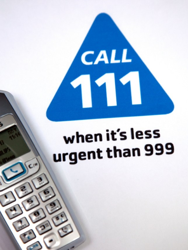 What do you think of the NHS 111 service? | Metro News