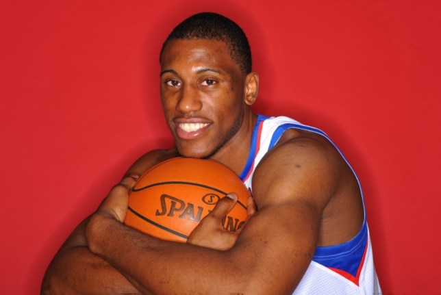 PHILADELPHIA - DECEMBER 14: Thaddeus Young #21 of the Philadelphia 76ers poses for a photo during Media Day on December 14, 2011 at the Philadelphia College of Osteopathic Medicine in Philadelphia, Pennsylvania.  NOTE TO USER: User expressly acknowledges and agrees that, by downloading and/or using this Photograph, user is consenting to the terms and conditions of the Getty Images License Agreement. Mandatory Copyright Notice: Copyright 2011 NBAE   (Photo by Jesse D. Garrabrant/NBAE via Getty Images)