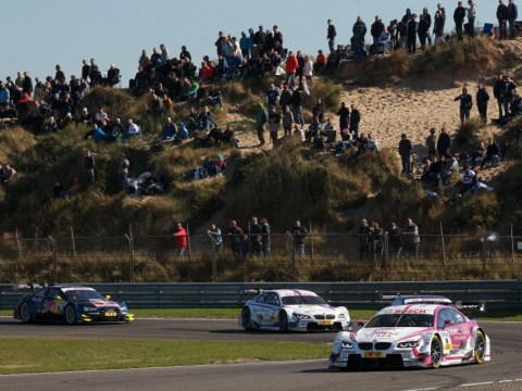 Metro man Andy Priaulx 'tired and frustrated' after 19th-place finish in Zandvoort DTM