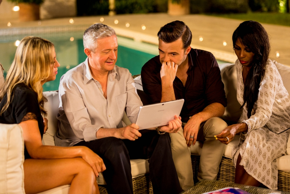 Gallery: The X Factor 2013 boot camp at the judges' houses