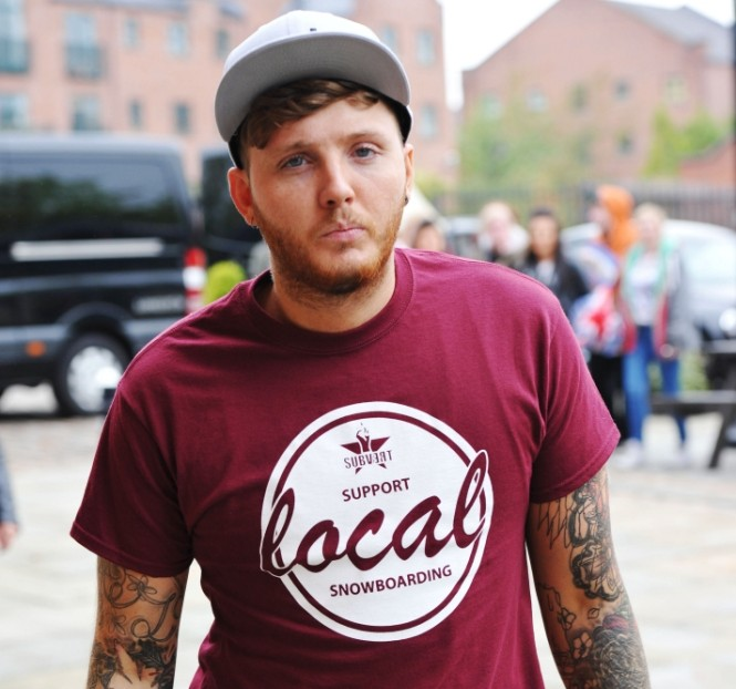 James Arthur cancels a week of commitments due to 'acute exhaustion'