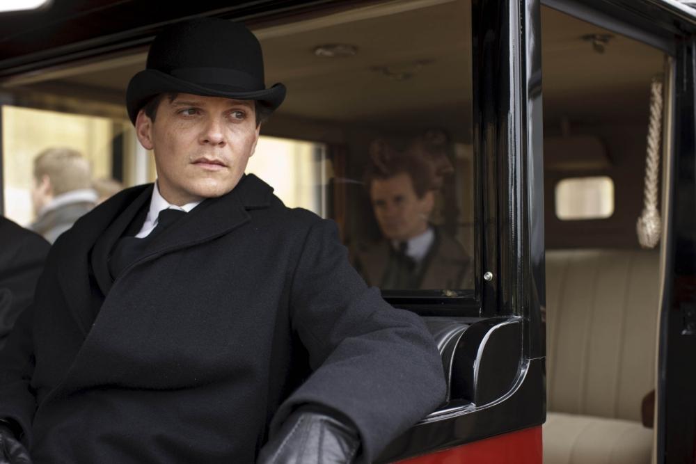 Downton Abbey fans left reeling over 'uncomfortable' Nigel Harman 'rape' scenes