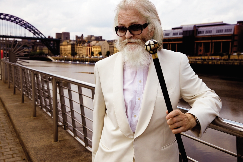 Prefab Sprouts's Paddy McAloon has released a new album (Picture: Kevin Westenberg)