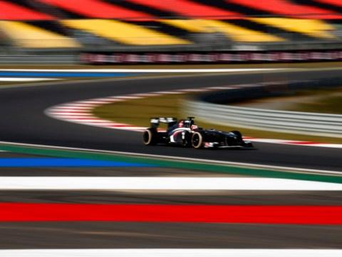 Gallery:  F1 Grand Prix of Korea 2013 – Practice