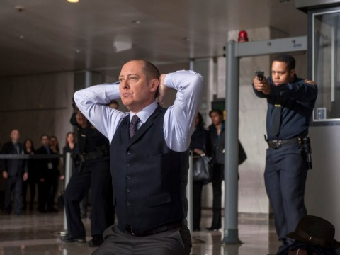 James Spader gave The Blacklist a new small screen villain to root for