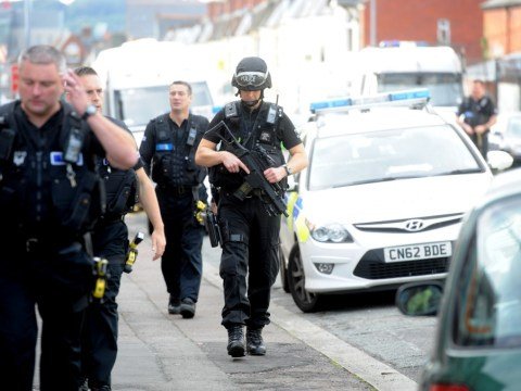 Armed raid on house in Cardiff after rumours of policeman attack
