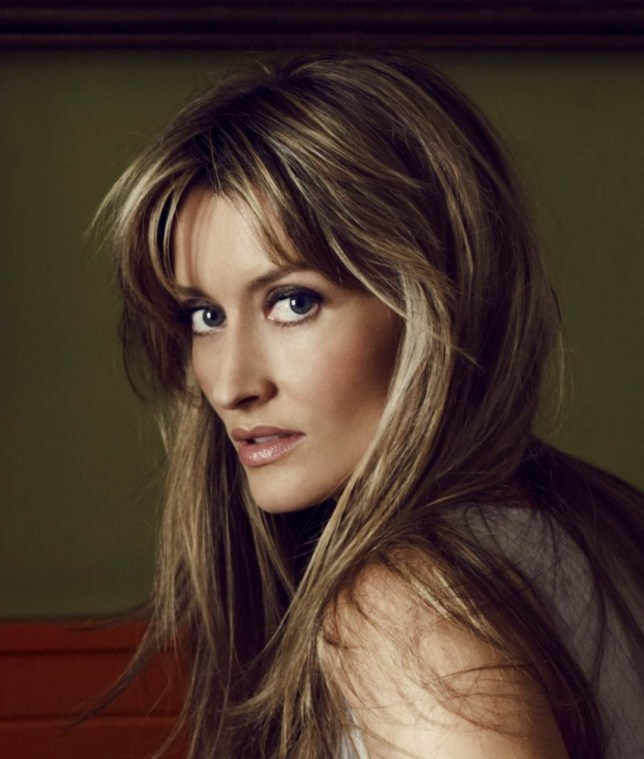 natascha mcelhone: i feel awful for single mothers | metro news