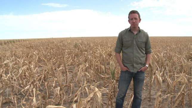 Rosebraugh tackles climate-change denial in his new documentary (Picture: supplied)