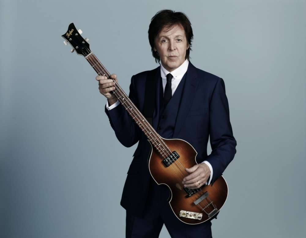 Paul McCartney's New: A pop masterclass with Mark Ronson and Ethan Johns