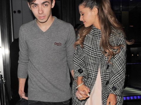 Ariana Grande hints Nathan Sykes romance is over