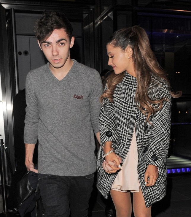 Image result for nathan sykes ariana