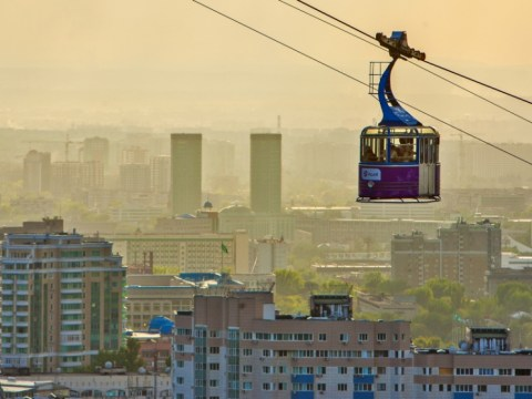 From unorthodox tourist attractions to horse meat delicacies, a trip to Almaty will be memorable