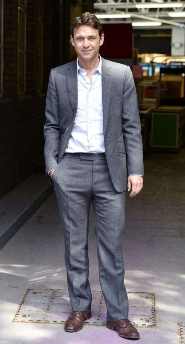 Dougray Scott stars in Last Passenger (Picture: Rex/David Thompson