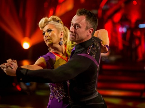 Strictly Come Dancing 2013, week three, Sunday's show – Vanessa gets the boot