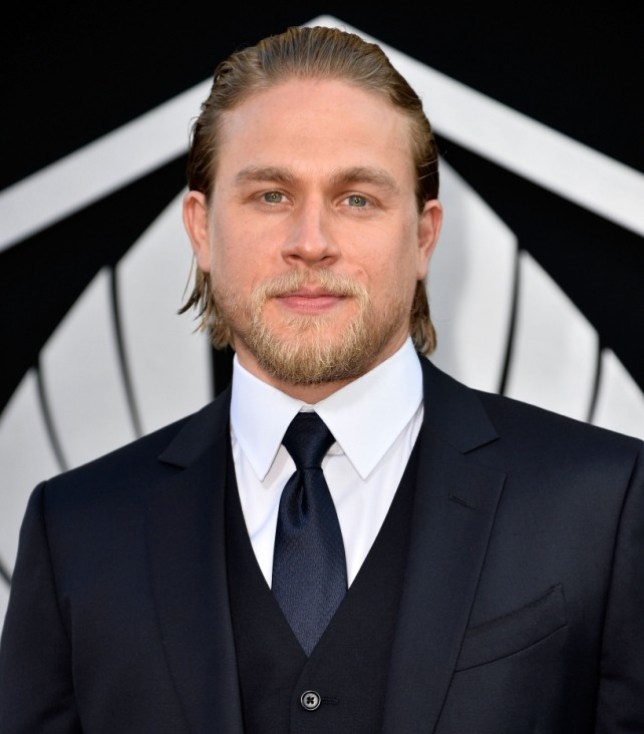 Charlie Hunnam has dropped out of Fifty Shades of Grey